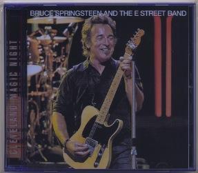 BRUCE SPRINGSTEEEN/CLEVELAND MAGIC NIGHT/2 CD