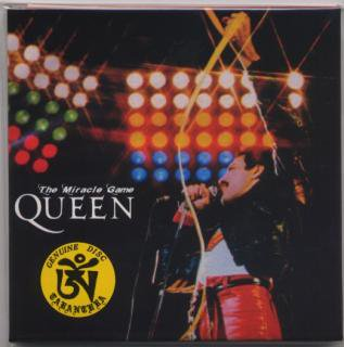 TARANTURA/THE MIRACLE GAME/QUEEN/2 CD