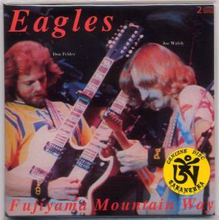 2nd入荷!TARANTURA/EAGLES/FUJIYAMA MOUNTAIN WAY/2CD, PAPER SLEEVE