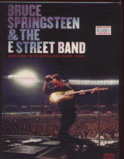PIGNON/BRUCE SPRINGSTEEN/GIANT STADIUM – THE FIRST AND FINAL SHOWS/DVD