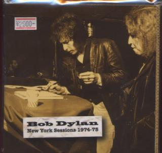 欧州盤/BOB DYLAN/NEW YORK SESSIONS 1974-75/ 1CD, Tri-fold Digipack