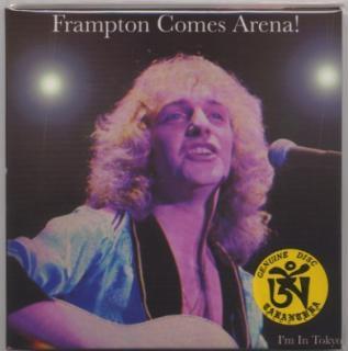 TARANTURA/PETER FRAMPTON/FRAMPTON COMES ARENA/2CD PAPER SLEEVE