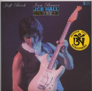 TARANTURA/JEFF BECK/INA BAUER/ 2CD PAPER SLEEVE