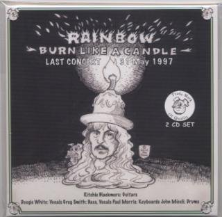 完売!BOLESKINE/RAINBOW/BURN LIKE A CANDLE/2 CD