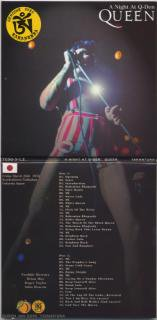 2nd edition入荷!TARANTUTA/QUEEN/A NIGHT AT Q-DEN/2 CD,PAPER SLEEVE