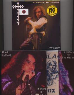 完売しました。TARANTURA/BLACK SABBATH/STAND UP AND SHOUT/6 CD BOX