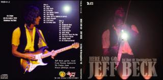 TARANTURA/JEFF BECK/HERE AND GO/ 2CD PAPER SLEEVE