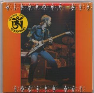 TARANTURA/WISHBONE ASH/LOCKED OUT-2 CD