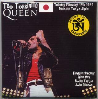 TARANTURA/QUEEN/TEO TORRIATTE/2 CD