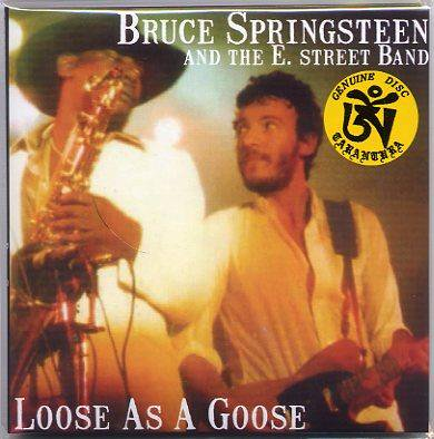 Sample Edition Tarantura Bruce Springsteen Loose As A
