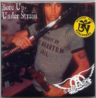 TARANTURA/AEROSMITH/BORE UP UNDER STRAIN/1 CD, GATE FOLD COVER