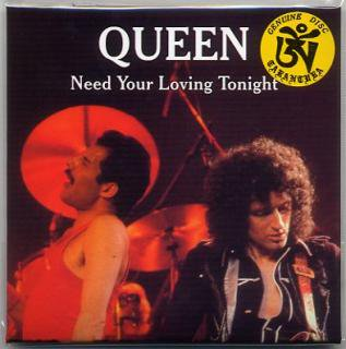 TARANTURA/QUEEN/Need Your Loving Tonight/2 CD, PAPER SLEEVE