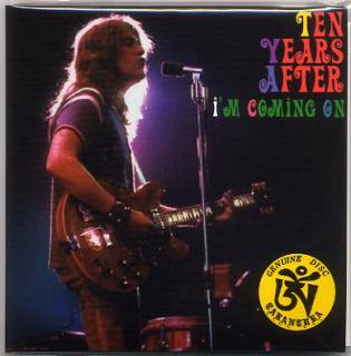 TARANTURA/TEN YEARS AFTER/I'M GOING ON/ 2 CD, PAPER SLEEVE