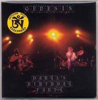 TARANTURA/GENESIS/DARYL'S BIRTHDAY PARTY/2CD, PAPER SLEEVE
