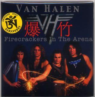TARANTURA/VAN HALEN/FIRECRACKERS IN THE ARENA/2 CD, PAPER SLEEVE