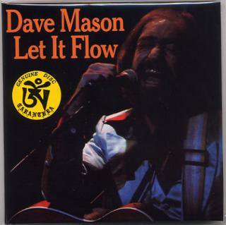 TARANTURA/DAVE MASON/LET IT FLOW/2 CD, PAPER SLEEVE