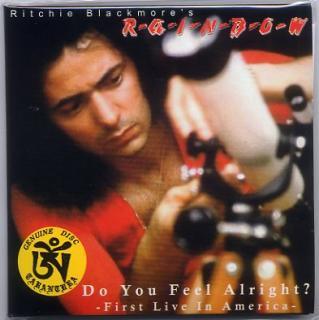 TARANTURA/RAINBOW/DO YOU FELL ALRIGHT?/2 CD, PAPER SLEEVE