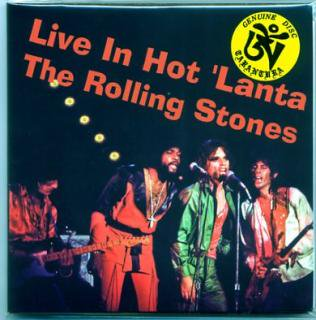TARANTURA/THE ROLLING STONES/LIVE IN HOT 'LANTA/2 CD, PAPER SLEEVE