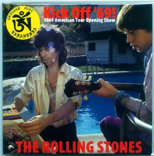 TARANTURA/THE ROLLING STONES/KICK OFF '69!/1 CD, PAPER SLEEVE