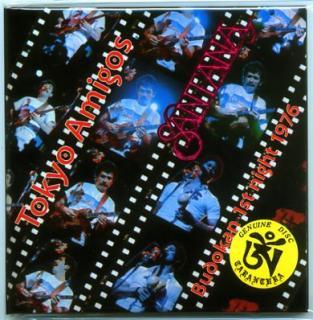 TARANTURA/SANTANA/TOKYO AMIGOS/2 CD, PAPER SLEEVE