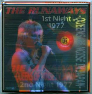 TARANTURA/THE RUNAWAYS/QUEENS OF NOISE/4 CD BOX, 12 PAGE BOOKLET, LTD NUMBERED