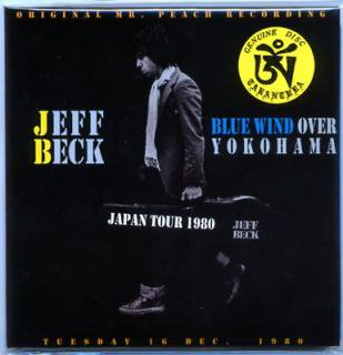 TARANTURA/JEFF BECK/BLUE WIND OVER YOKOHAMA/2CD, PAPER SLEEVE