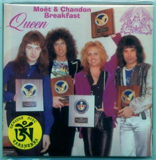 TARANTURA/QUEEN/MOET & CHANDON BREAKFAST/2 CD, PAPER SLEEVE