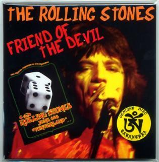 TARANTURA/THE ROLLING STONES/FRIEND OF THE DEVIL/2 CD, PAPER SLEEVE, BOOKLET