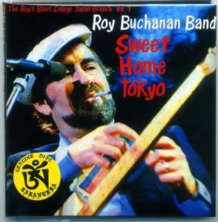TARANTURA/ROY BUCHANAN BAND/SWEET HOME TOKYO/2 CD PAPER SLEEVE