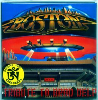 発見!1st edition!!!TARANTURA/BOSTON/TRIBUTE TO BRAD DELP/ 2CD PAPER SLEEVE