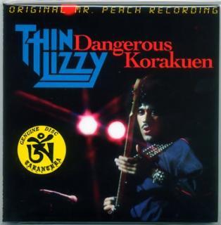 TARANTURA/THIN LIZZY/DANGEROUS KORAKUEN/2 CD PAPER SLEEVE