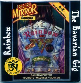 TARANTURA/RAINBOW/THE BAVARIAN GIG/2 CD, PAPER SLEEVE