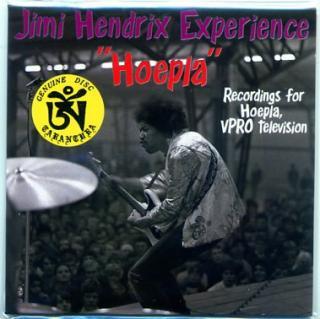 TARANTURA/JIMI HENDRIX EXPERIENCE/HOEPLA/ 1CD SINGLE PAPER SLEEVE