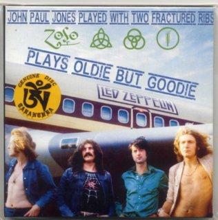 C cover Led Zeppelin