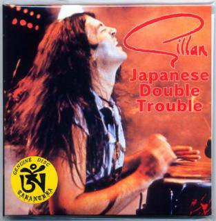 GILLAN/JAPANESE DOUBLE TROUBLE/2 CD, PAPER SLEEVE