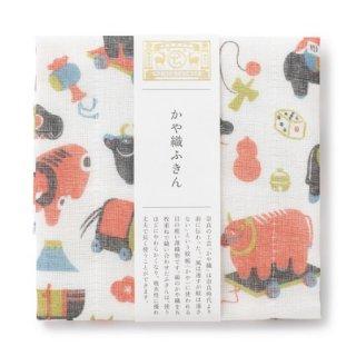 かや織りふきん 丑---中川政七商店