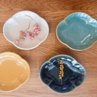 木瓜 小皿---矢口桂司