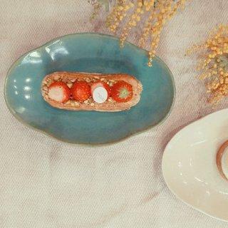 木瓜皿---矢口桂司