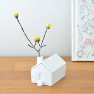 ○House for flower---224porcelain