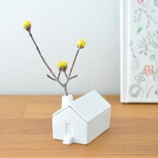 House for flower---224porcelain