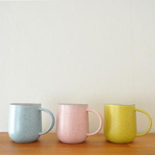 nashiji-morning マグカップ---224porcelain