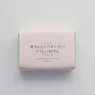 釜焚き石鹸 赤ちゃんにつかいたいやさしい石鹸---丸菱石鹸