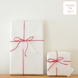 wrapping | linen cord