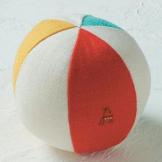 鹿の家族 ボール---中川政七商店