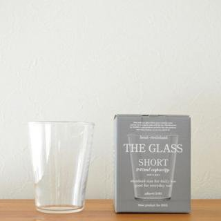 ○THE GLASS SHORT---THE