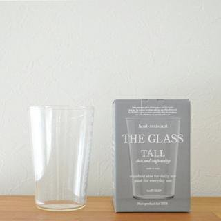 ○THE GLASS TALL---THE