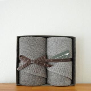 gift set LANA|ラーナ フェイスタオルセット---kontex