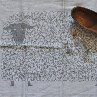 LAMMAS kitchen towel | キッチンタオル---鈴木マサル