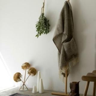 MARIA pocket shawl | ポケット付きショール---LAPUAN KANKURIT