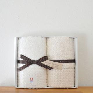gift set Pure Organic|ピュアオーガニック フェイスタオルセット